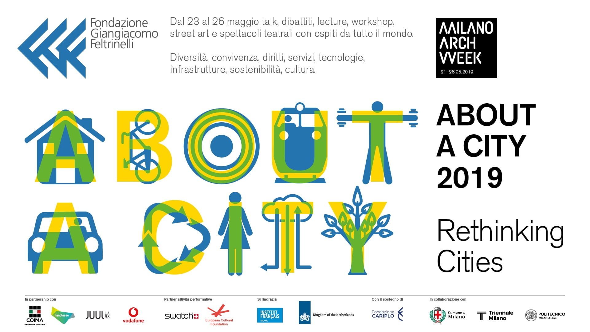 Tutto Luce Torino To about a city 2019 - rethinking cities da giovedì 23 a